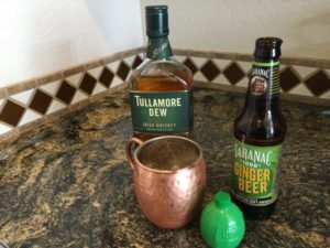 The Refreshing Irish Mule