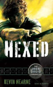 The Iron Druid Chronicles Hexed-cover-184x300