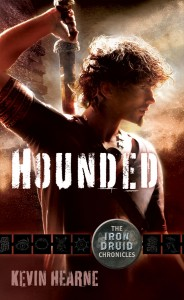 The Iron Druid Chronicles Hounded-cover-184x300